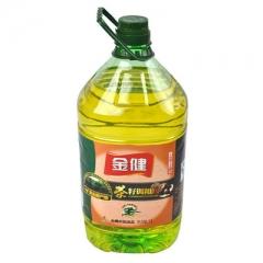 金健茶籽原香食用调和油5L