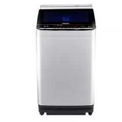 松下XQB80-F8252 8公斤波轮洗衣机全自动家用(银色)