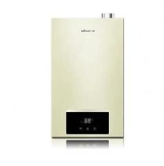 万和JSLQ18-10EV28冷凝恒温燃气热水器 10升