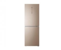 海尔(Haier ) 269升风冷无霜两门静音节能家用电冰箱 BCD-269WDGB