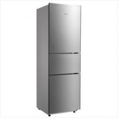 小天鹅冰箱(LittleSwan) BCD-217TL泰坦银