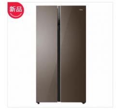海尔冰箱BCD-540WDGI风冷(自动除霜)玛瑙棕分层多路送风