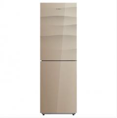 美的冰箱(Midea)BCD-186WGM晨光金