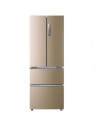 海尔冰箱BCD-331WDPT金色331升法式四门