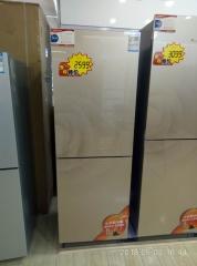 小天鹅冰箱-BCD-182WGL芬芳金