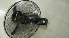 华格立-电风扇-B10黑珍珠壁扇