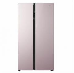 海尔冰箱BCD-600WDCD对开风冷(自动除霜)晶彩