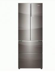 卡萨帝(Casarte)四温多循环嵌入式冰箱 BCD-465WDCHU1 干湿分储变频风冷多门冰箱