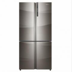 卡萨帝冰箱BCD-651WDCHU1风冷(自动除霜)帛拉帝【钛金】