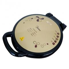 美的JHN34K电饼铛 双面加热家用电烙饼锅蛋糕机加深加大烤盘