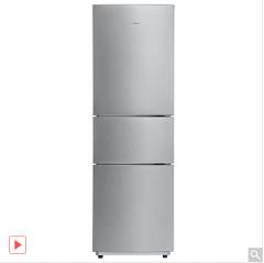 美的冰箱(Midea)BCD-219TM极光银