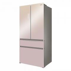 容声(Ronshen)BCD-560WKM1MPGA 560升矢量变频玻璃面板四门冰箱