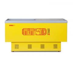 星星商用冷藏冷冻冰柜 冰柜冷冻 卧式岛柜展示柜 SD/SC-390BP