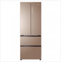 海尔冰箱BCD-450WDCZU1风冷(自动除霜)自然密码【卡其金】