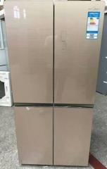 小天鹅冰箱-BCD-458WTGL朗格玫瑰金