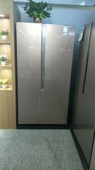 容声(Ronshen) BCD-627WKS1HPGA 627升 冰箱 对开门 风冷无霜 多瑙金