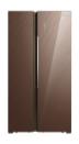 小天鹅对开门冰箱-BCD-646WKGPL朗格咖