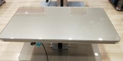 暖洋洋-电取暖桌-CJ1香槟(1.3米)