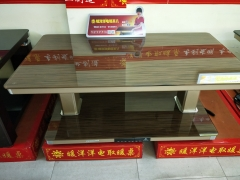 暖洋洋-电取暖桌-CJ2木纹(手动)