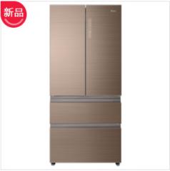 海尔冰箱BCD-506WDGU多门风冷(自动除霜)梦境极光【卡其金】
