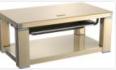 暖洋洋-电取暖桌-CJ4A-1400(香槟金)四柱自动
