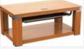暖洋洋-电取暖桌-CJ4A-1400(樱桃木)四柱自动