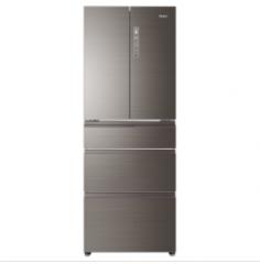 海尔冰箱BCD-425WDGN多门风冷(自动除霜)梦境极光【玛瑙棕】
