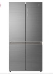 海尔冰箱BCD-549WDGX对开风冷(自动除霜)梦境极光【布朗灰】