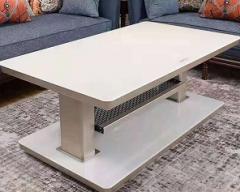 暖洋洋-电取暖桌-CJ2米黄磨砂(自动)