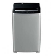 三洋洗衣机  DB80358ES  8公斤全自动波轮洗衣机 大容量洗涤 安全童锁 亮灰色