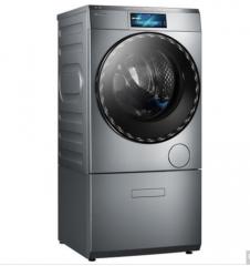 小天鹅比佛利 BVL2D100TY6 10公斤 滚筒 洗衣机 比佛利 巴赫银