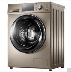 小天鹅洗衣机TG100-1616MDG 10公斤 滚筒洗衣机 水魔方系统 摩卡金