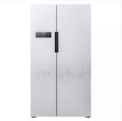 西门子(SIEMENS)KA92SE20TI 608升大容量对开门变频冰箱 家居互联 风冷无霜