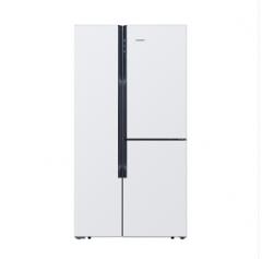 西门子(SIEMENS) 569升 对开门冰箱 混合制冷 零度保鲜 KA96FA12TI