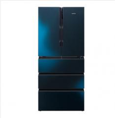 西门子(SIEMENS)491升大容量多门冰箱 智能互联 零度保鲜 蓝色 KF86NAA5UC