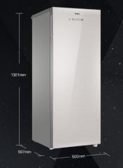 海尔冷柜 BD-152WG醇享银
