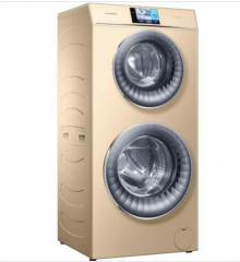 卡萨帝(Casarte)C8 HU12G1 12公斤全自动变频滚筒(香槟金)洗衣机