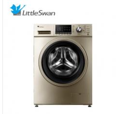 小天鹅洗衣机TG90-1411DG  9公斤 变频滚筒家用洗衣机