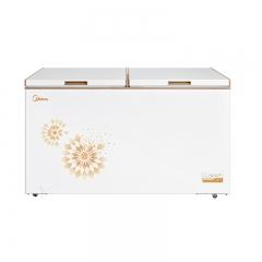 美的冷柜 (Midea)冷柜BD/BC-428DKEM时尚金