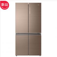 海尔冰箱BCD-658WDGU多门风冷(自动除霜)梦境极光【卡其金】