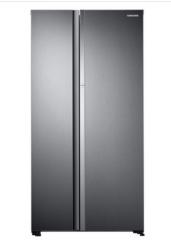三星冰箱RH62N6070B1/SC 641升 无霜保湿 双循环 变频 对开门 浩瀚黑