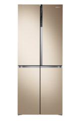 三星冰箱524升RF50N5940FS/SC十字对开门冰箱智能变频风冷无霜节能静音保鲜