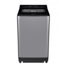 松下洗衣机 8公斤全自动波轮洗衣机 大容量 不弯腰 XQB80-U28E2G 银色