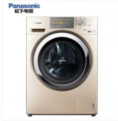 松下洗衣机XQG90-EG93N全自动洗烘一体变频节能滚筒洗衣机9KG