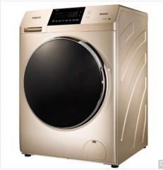 三洋洗衣机DDC10724OG  10KG 空气洗 烘干 凯撒金