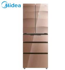 美的冰箱(Midea)BCD-360WGPM玫瑰金
