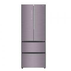 海信冰箱BCD-456WTDGVBP玲珑釉