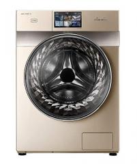 小天鹅比佛利洗衣机 BVL1G100TG6 10公斤比弗利嵌入式滚筒洗脱一体洗衣机 精准投放