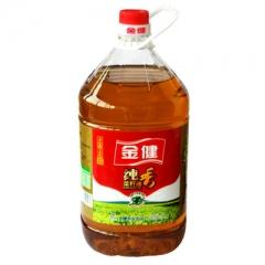 金健纯香菜籽油5L 纯香菜籽油,儿时的味道