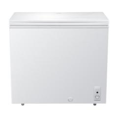 海尔(Haier) BC/BD-203HCD 203升L 卧式冰柜 (白色)全域整流静音系统